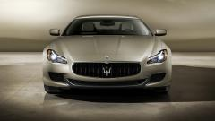 Maserati Ghibli Front View Wallpaper 48575