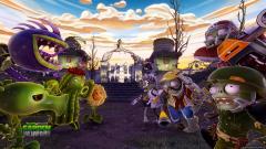 Plants VS Zombies Garden Warfare Wallpaper 48563