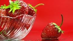 Strawberry Wallpaper 47799
