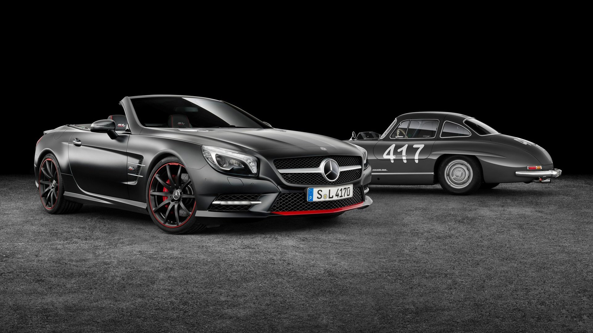 2015 mercedes benz sl mille miglia wallpaper 47105