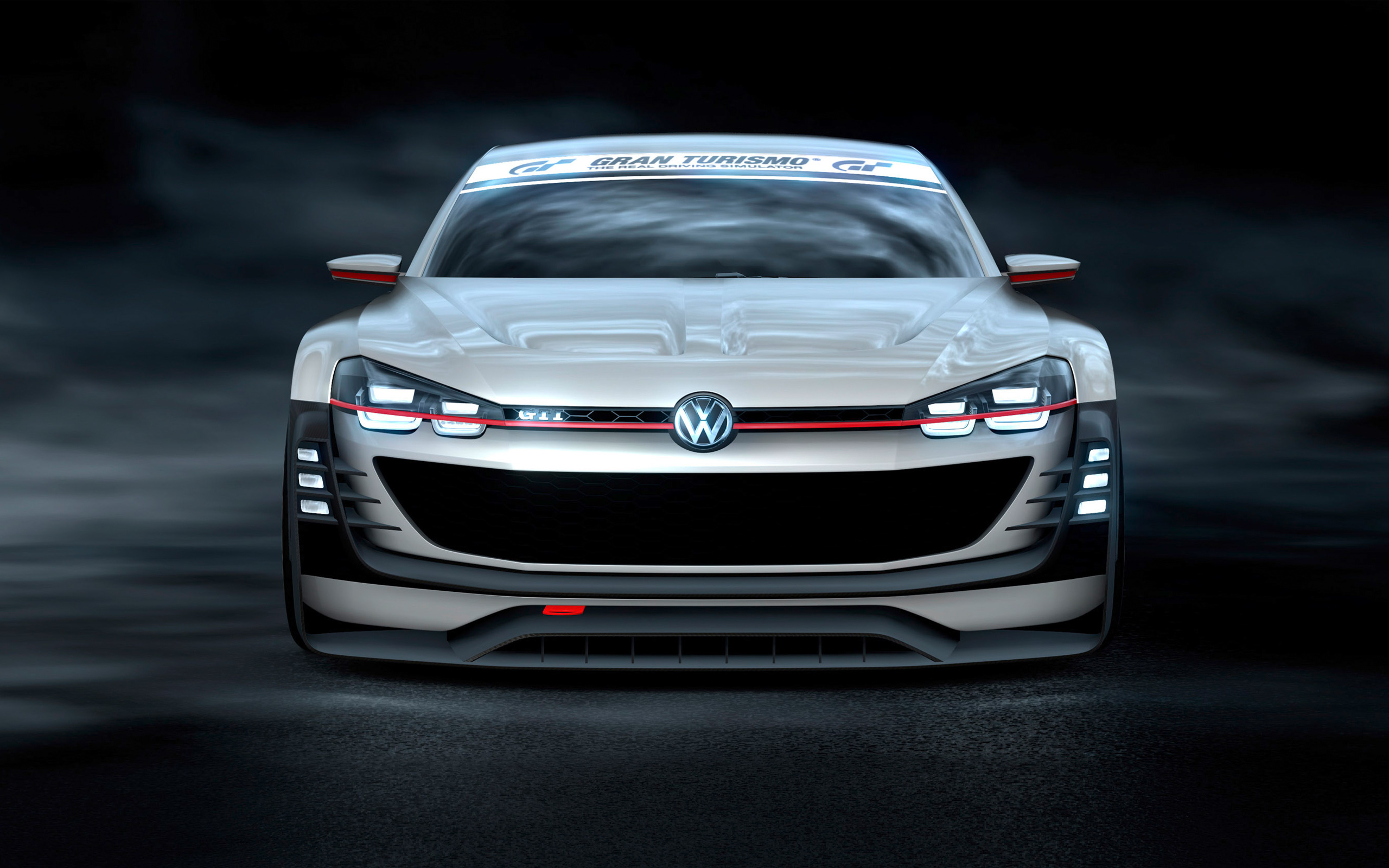 2015 volkswagen gti supersport gran turismo concept wallpaper 47097