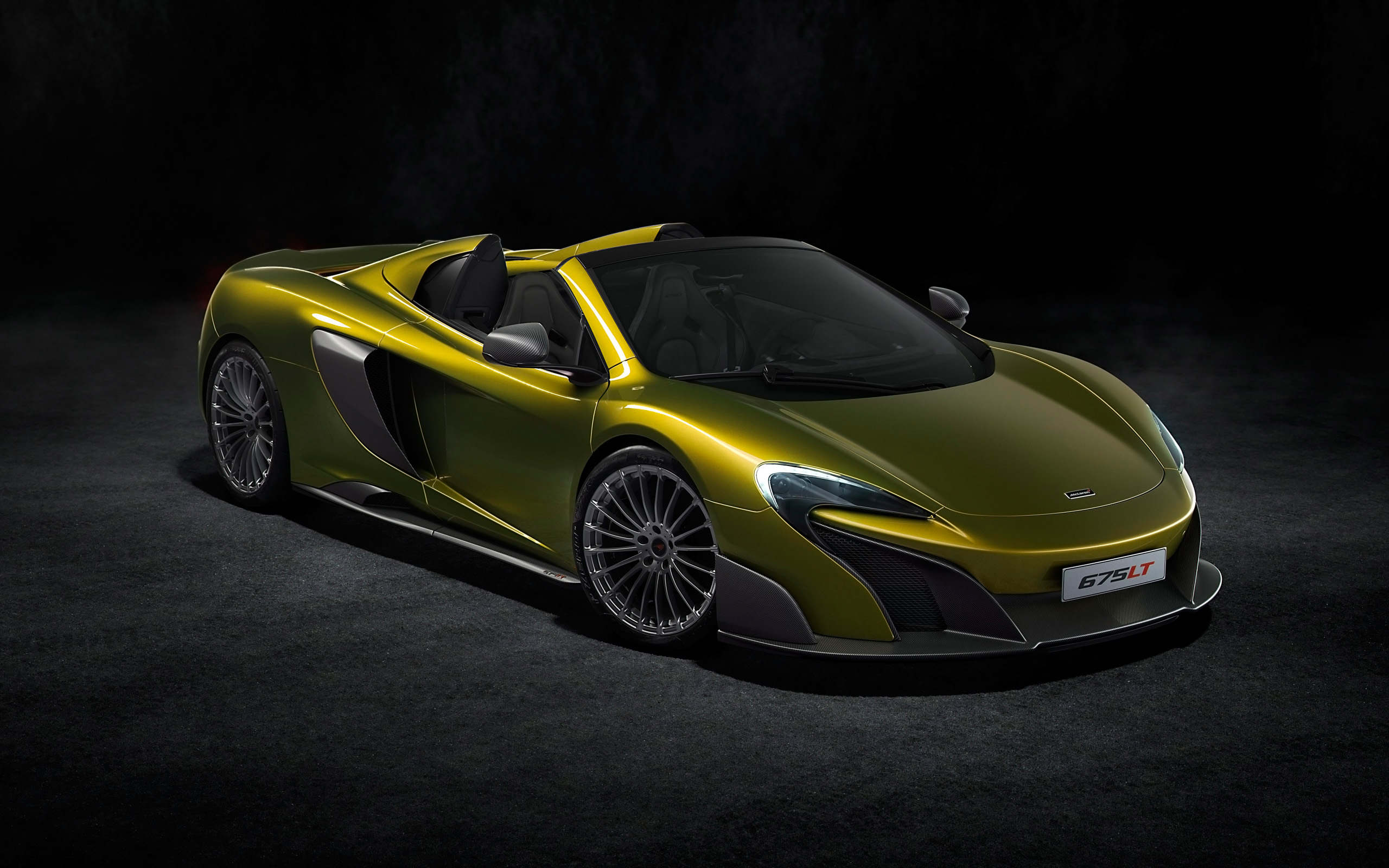 2016 mclaren 675lt spider wallpaper 48906