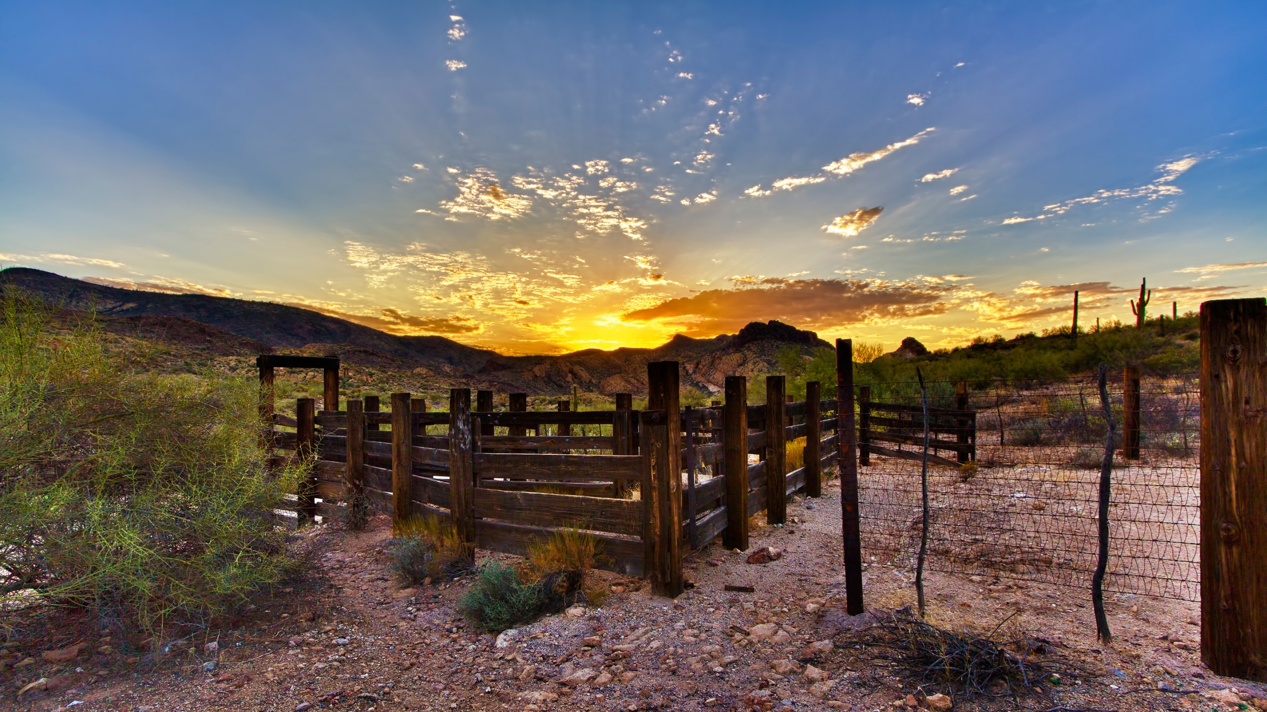 beautiful ranch wallpaper 45396