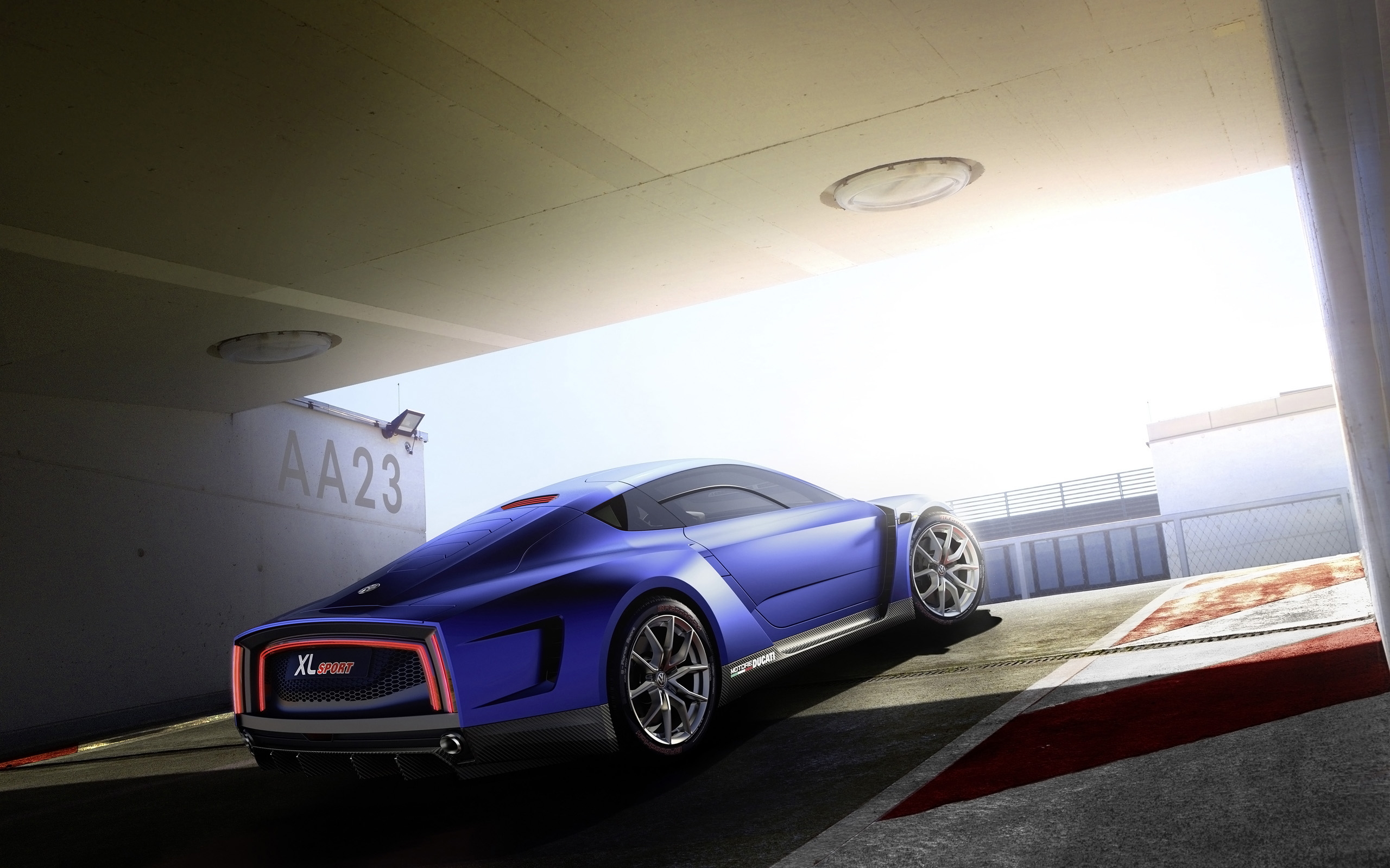 fantastic volkswagen xl sport wallpaper 47087