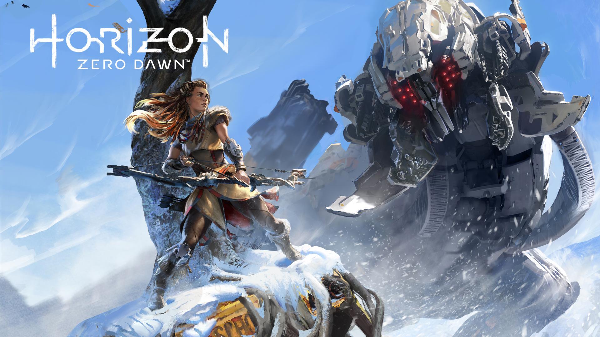 horizon zero dawn video game wallpaper 48904