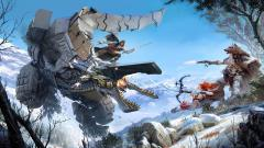 2016 Horizon Zero Dawn Game Wallpaper 48897