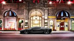 Awesome Aston Martin DBC Concept Wallpaper 45298