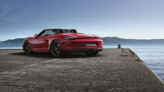 Awesome Porsche Boxster GTS Wallpaper 45837