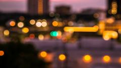 City Blur Wallpaper 47107