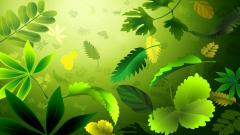 Green Wallpaper 48552