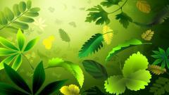 Green Wallpaper 48552