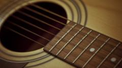 Guitar Close Up Wallpaper 45311