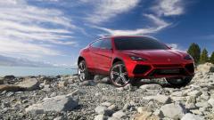 Lamborghini Urus Wallpaper 47641