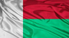 Madagascar Flag Wallpaper 46734