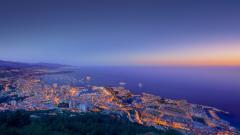 Monaco Wallpaper 46517
