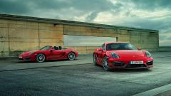 Porsche Boxster GTS Wallpaper HD 45836