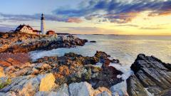 Pretty Lighthouse Wallpaper 45829