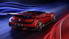 Volkswagen GTi Roadster Rear View Wallpaper 47093