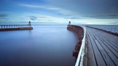 Wonderful Pier Wallpaper 45909