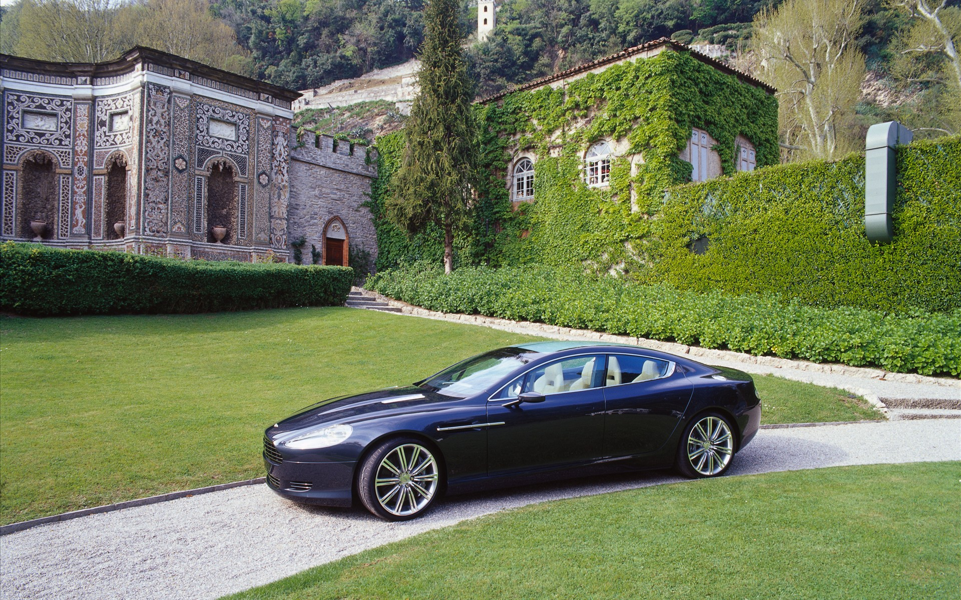 wonderful aston martin rapide wallpaper 45302
