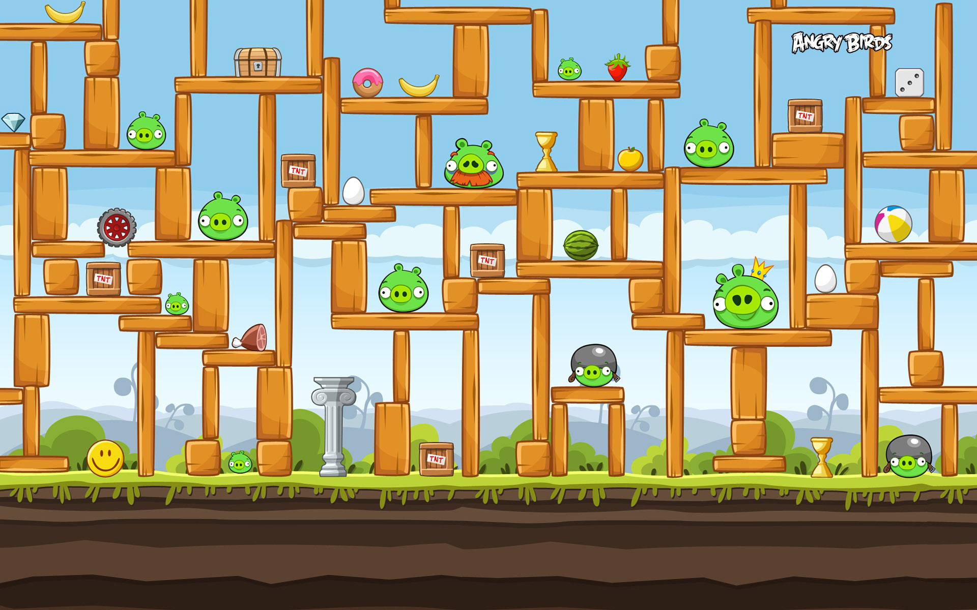 angry birds wallpaper 47328 1920x1200 px ~ hdwallsource