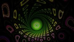 Fractal Swirl Wallpaper 46864