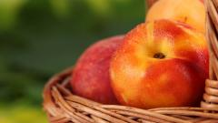 Fresh Peaches Wallpaper 46048
