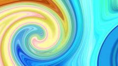 Paint Swirl Wallpaper 46870