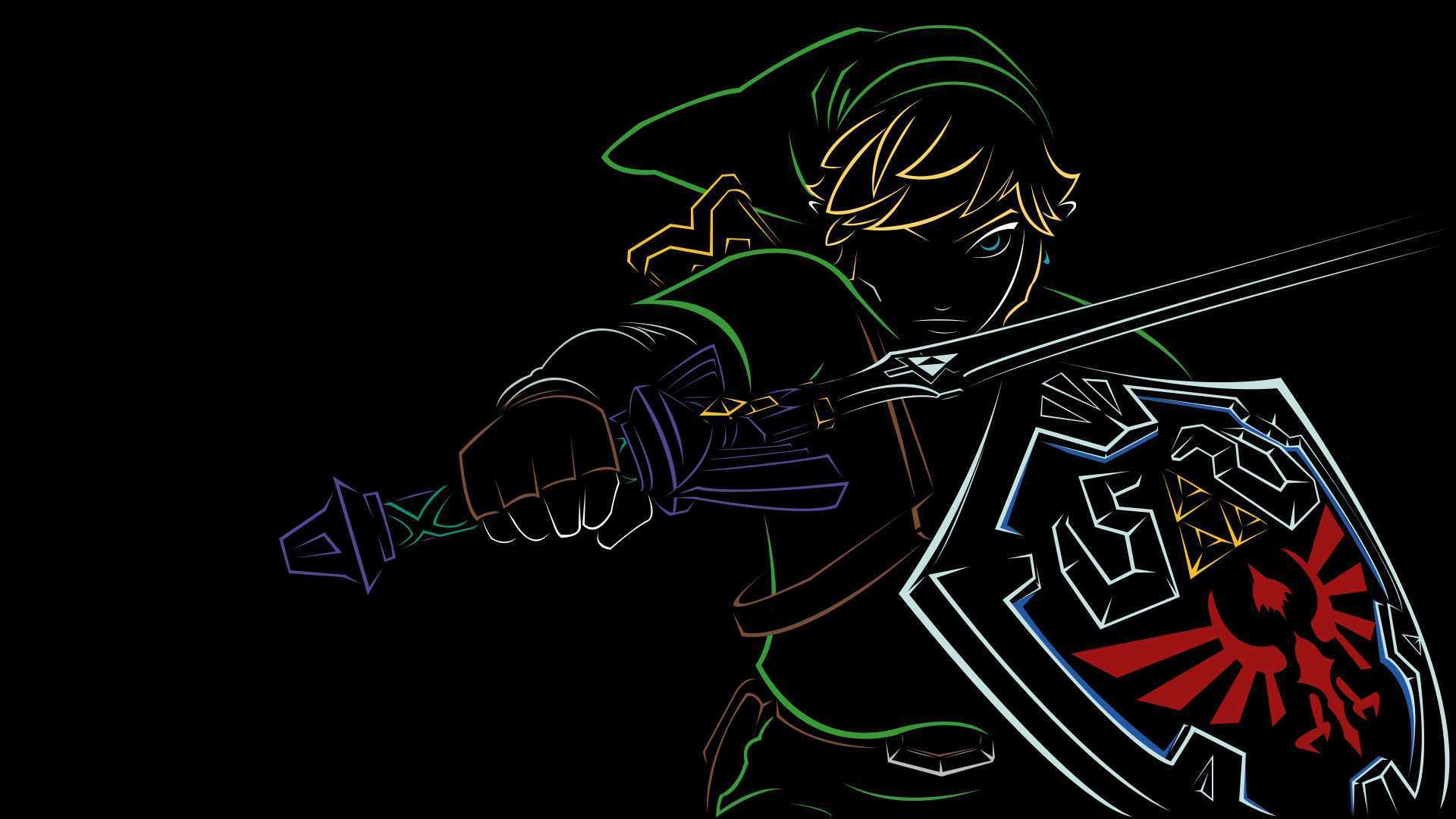 awesome zelda wallpaper 47308