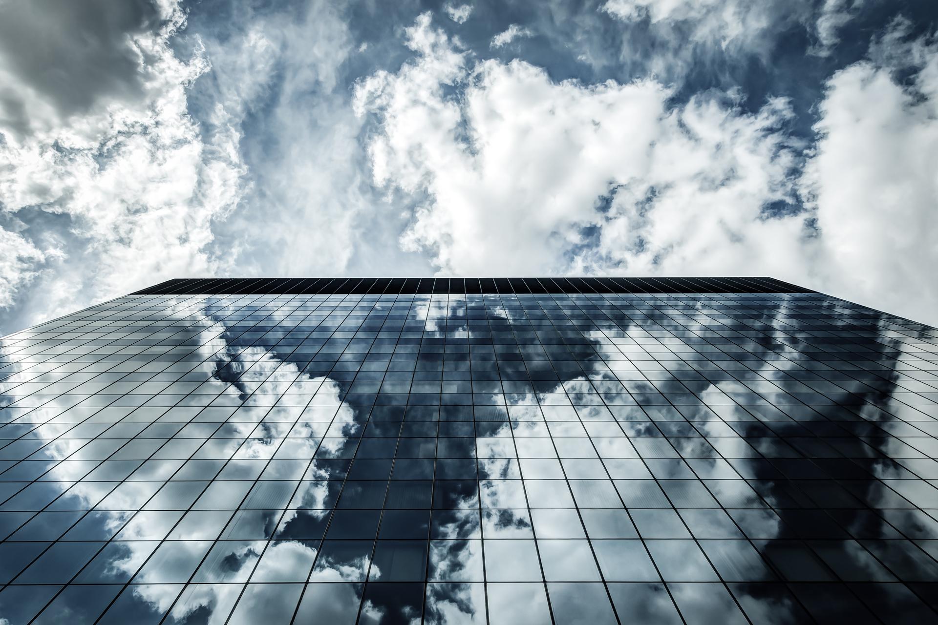 download glass buildings wallpaper - photo #1
