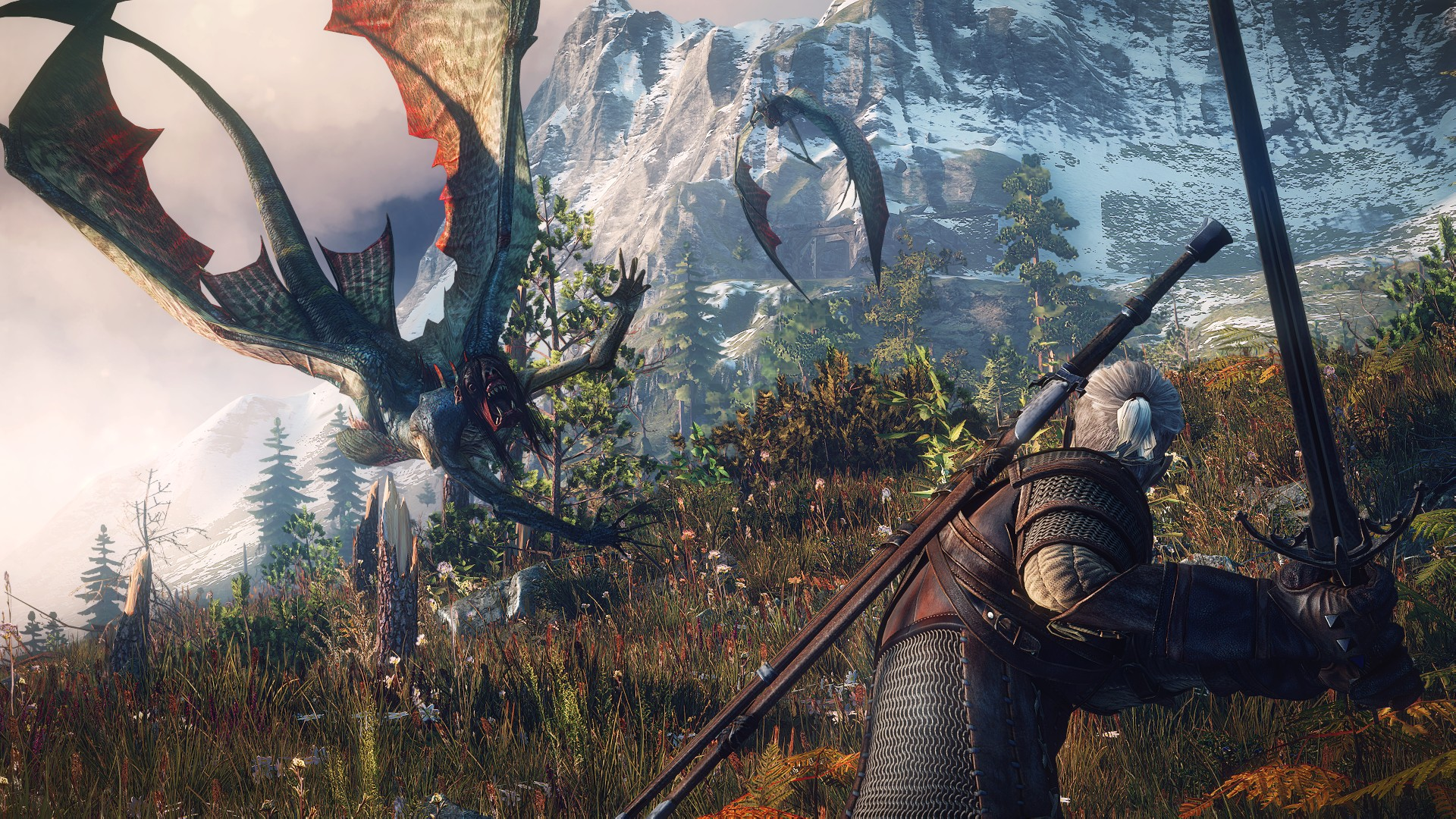 The Witcher 3 Wallpaper 47269 1920x1080px