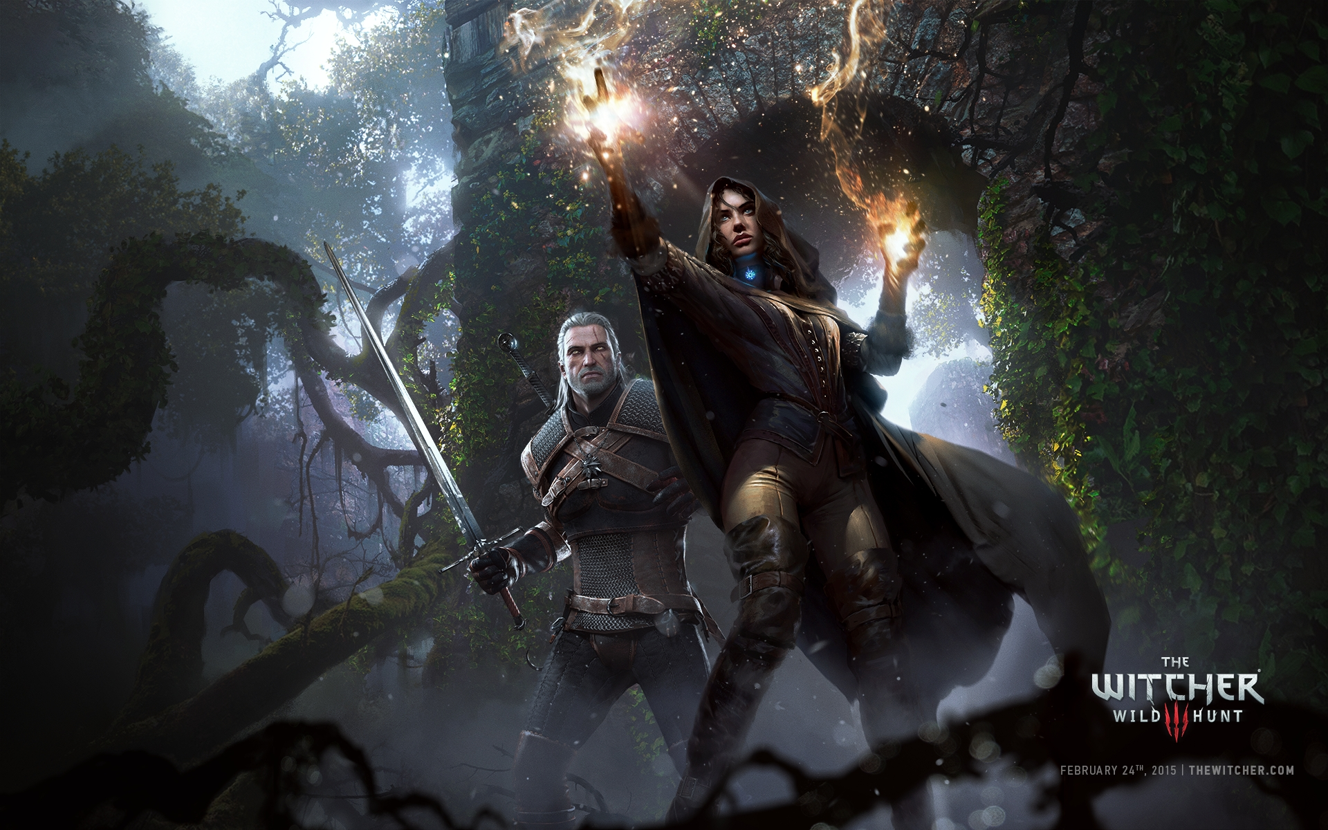 The Witcher 3 Wallpaper Hd 47268 1920x1200px