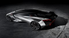 2015 Peugeot Vision Gran Turismo Wallpaper 47316