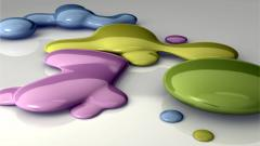 3D Liquid Wallpaper 47031