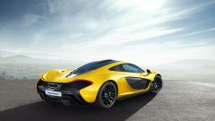 Beautiful Mclaren P1 Wallpaper 47044