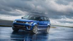 Blue 2015 Range Rover Wallpaper 47052