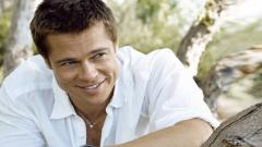 Brad Pitt Wallpaper 46029