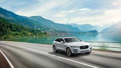 Jaguar F Pace Wallpaper Background 48763