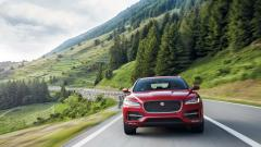 Red Jaguar F Pace Wallpaper 48762