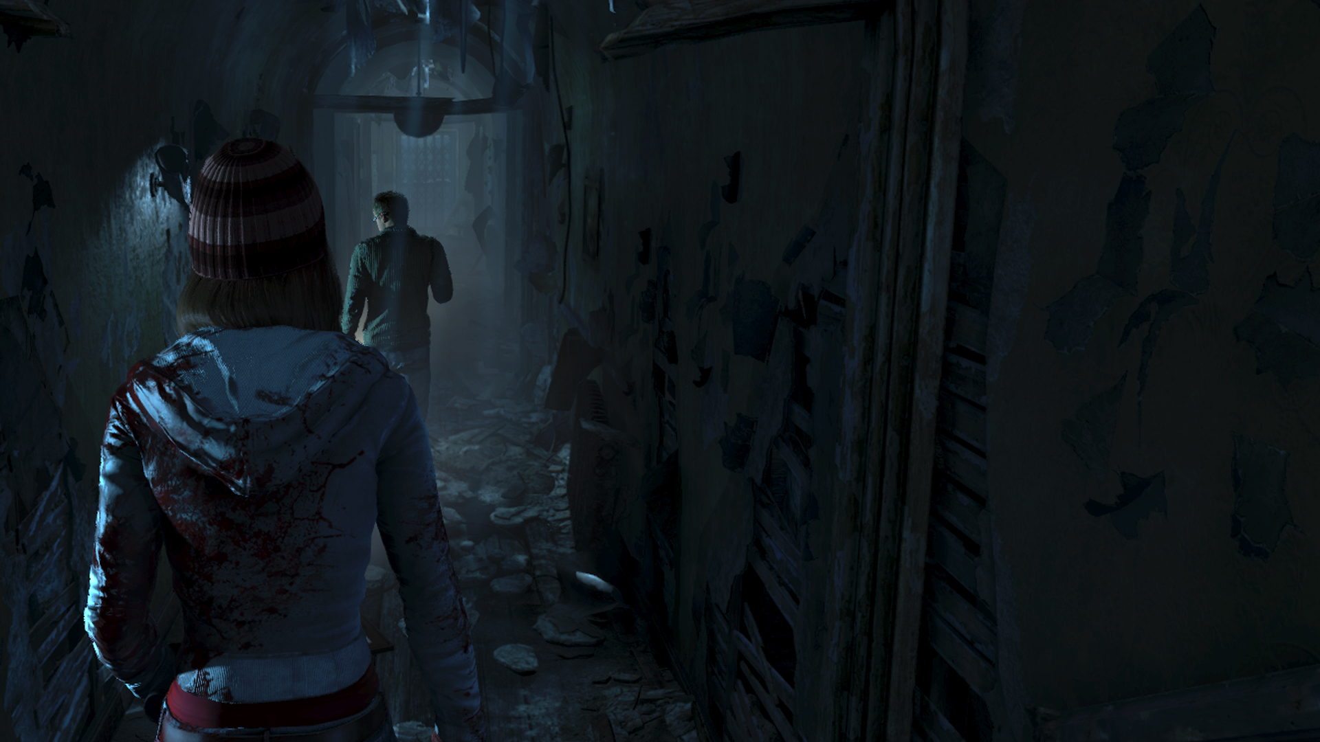until dawn video game wallpaper 47306
