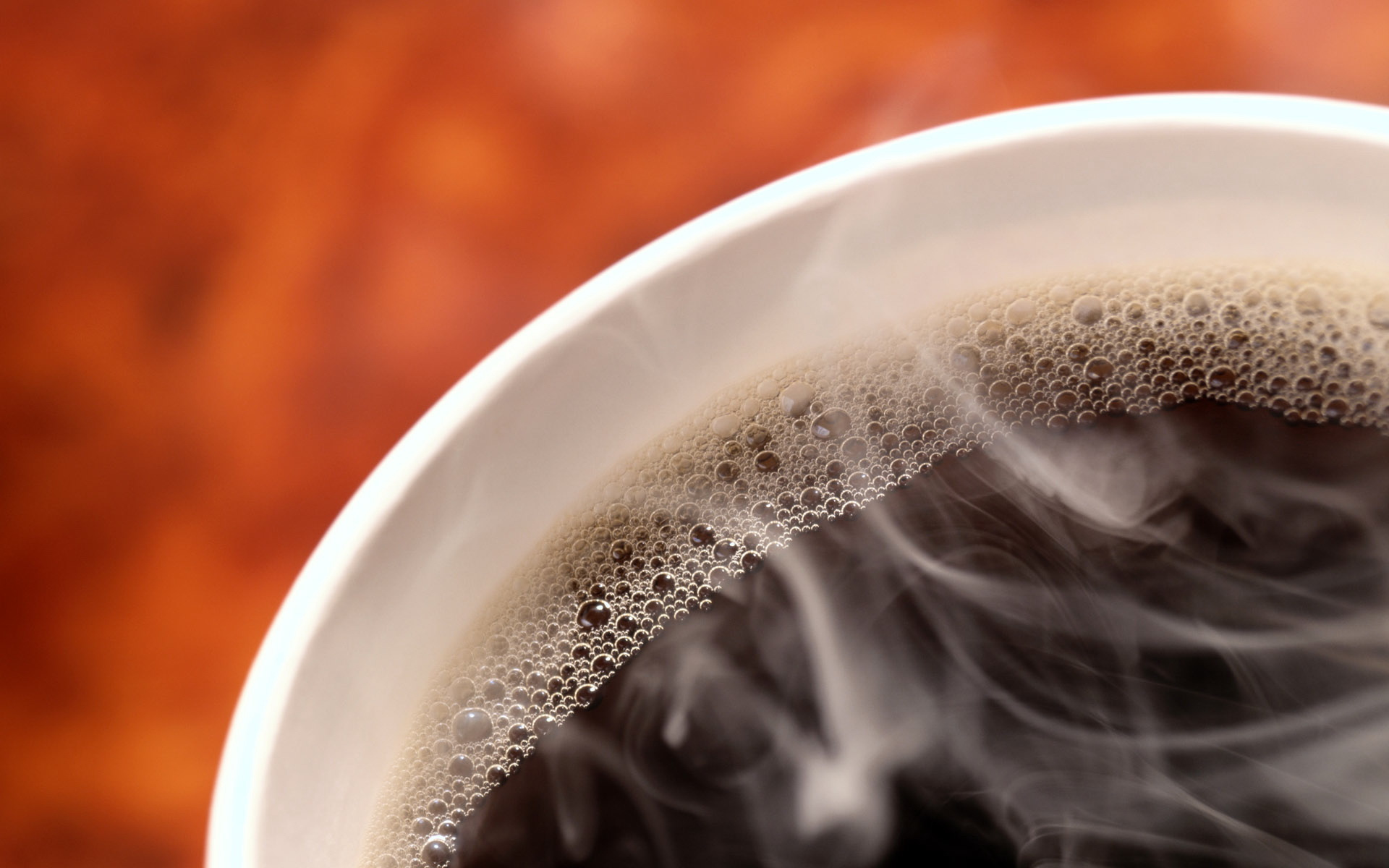 hot coffee close up wallpaper 46191