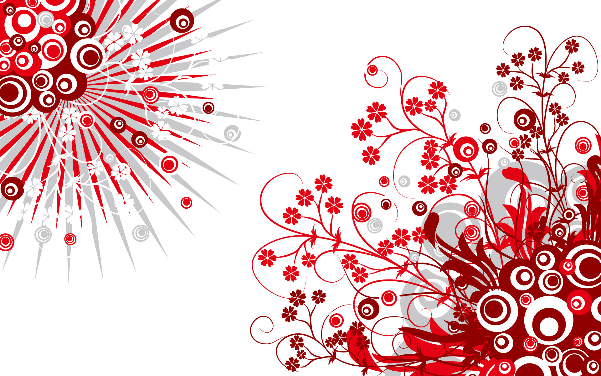 red wallpaper 47185