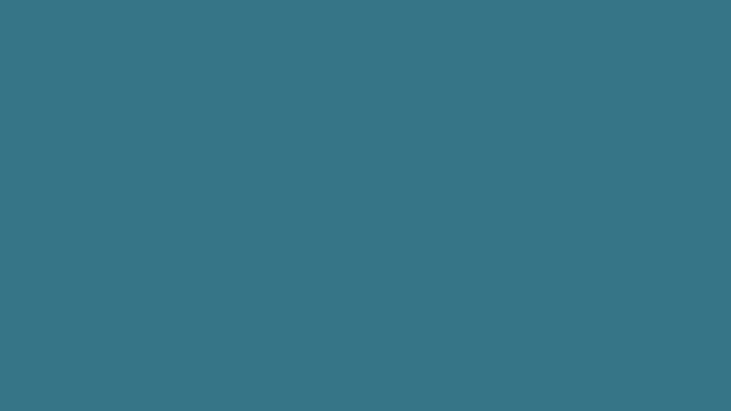 Solid Teal Blue Wallpaper 2560x1440 px HDWallSource