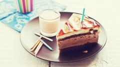 Birthday Cake Wallpaper 45776