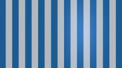 Blue Stripes Wallpaper 46464