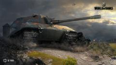 E 100 World Of Tanks Wallpaper 48853