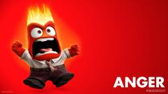 Inside Out Anger Wallpaper 48779
