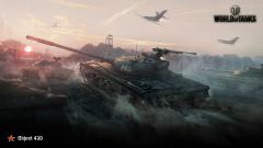 Object 430 World Of Tanks Wallpaper 48857