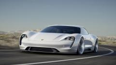 Porsche Mission E Concept Wallpaper 48770