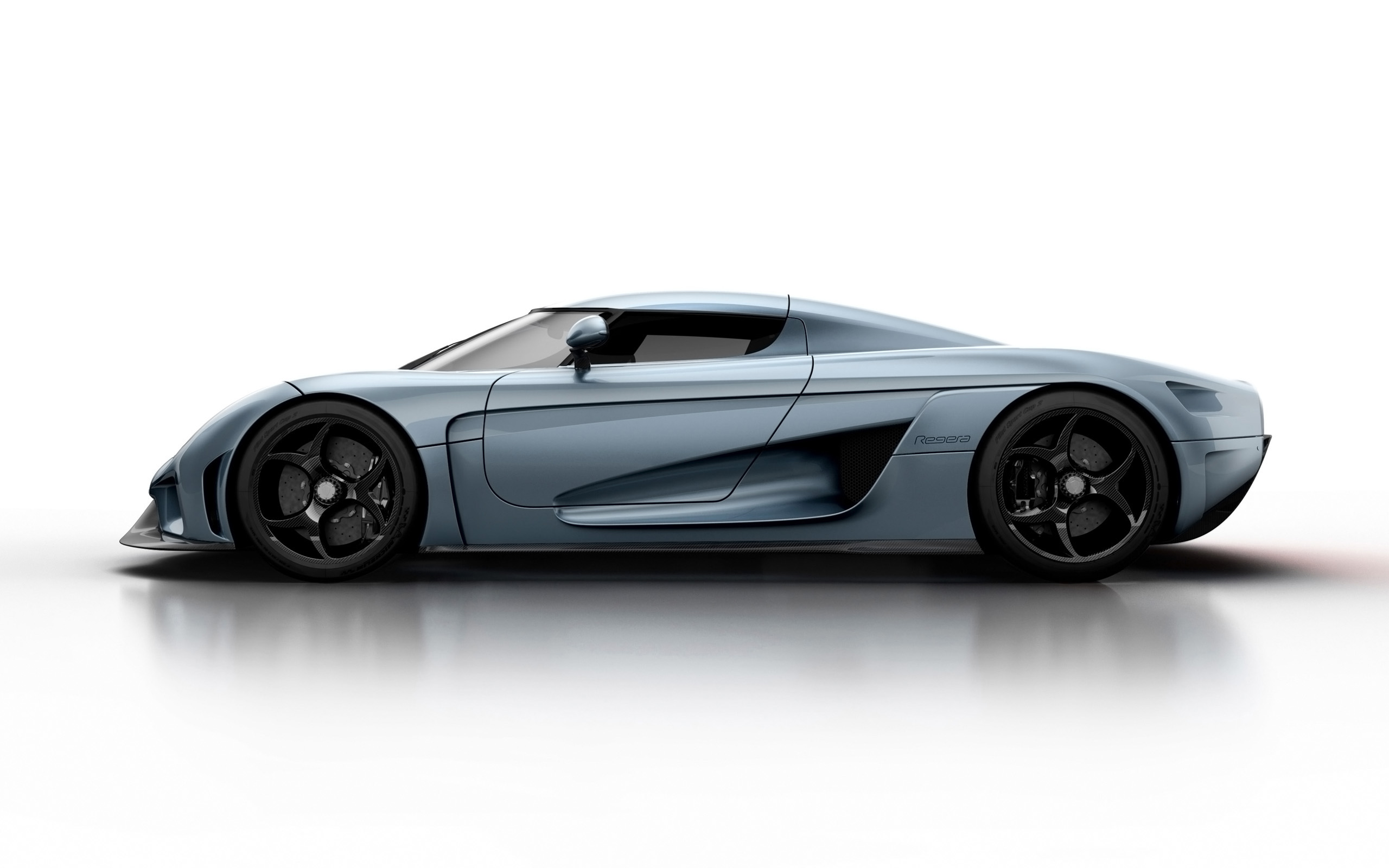 2015 Koenigsegg Regera Side View Wallpaper 47491 2560x1600px